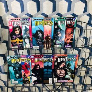 HUNTRESS: YEAR ONE #1-6 set DC Comics (2008)
